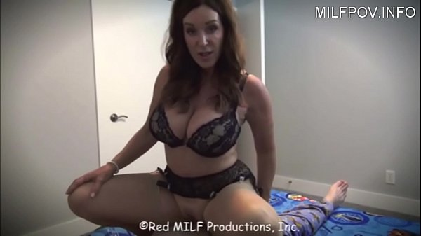 Step Mom Catches Step Son