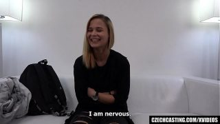 Lesbian Virgin Teen Enjoys Threesome